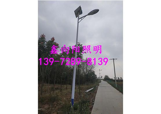 潜江6M太阳能路灯