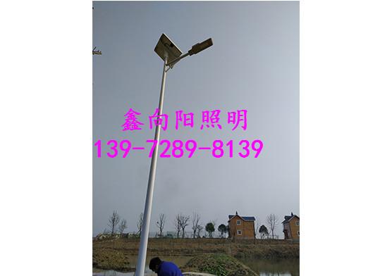荆门团林镇合星村太阳能