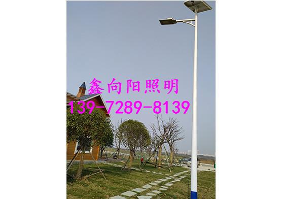 荆门京山别墅太阳能路灯