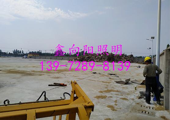 京山合作社太阳能路安装