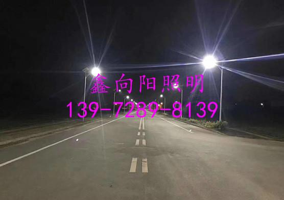 湖南常德太阳能路灯工程