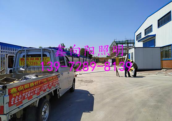 荆州工厂太阳能路灯安装